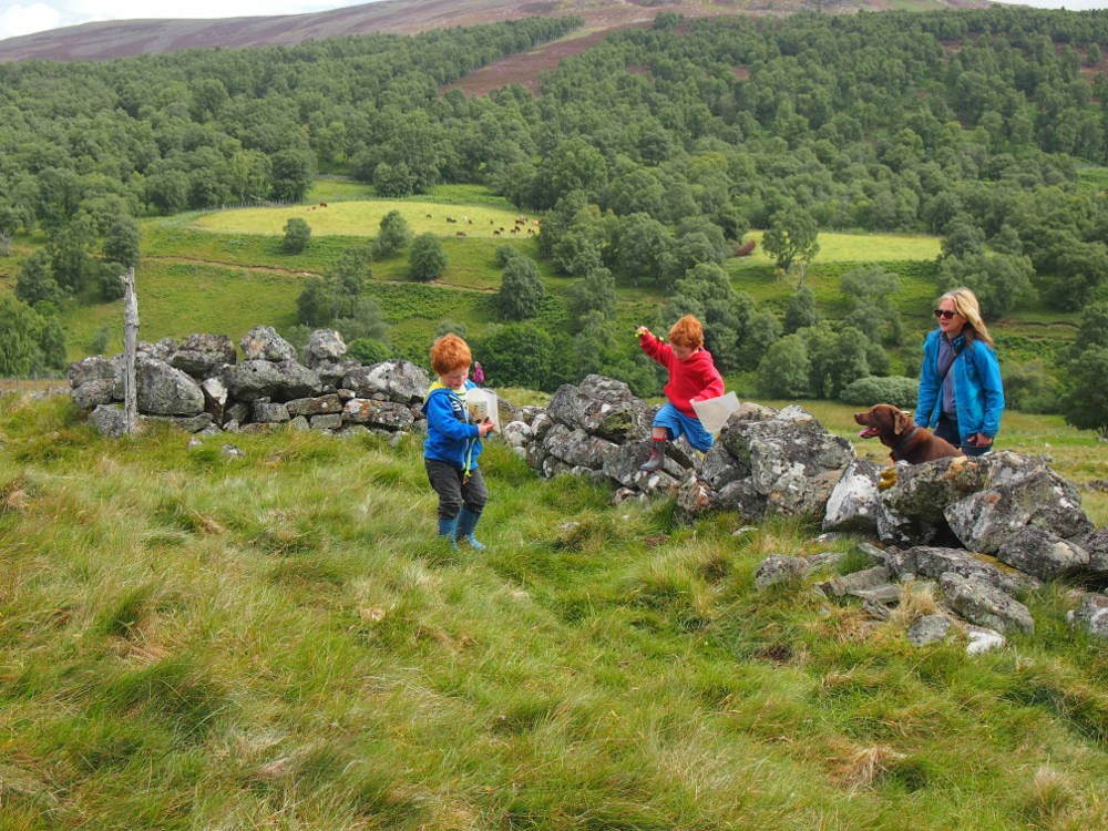Burness Paull string course in a superb setting